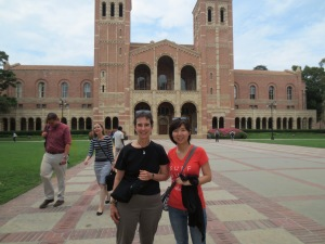 UCLA Campus, Summer 2012